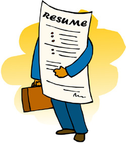 Resume Writing - About Me